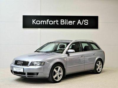 brugt Audi A4 TDi 130 Avant quattro 1,9