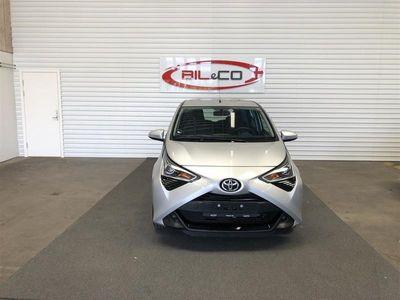gebraucht Toyota Aygo 1,0 VVT-I X-play + Go-pakke 72HK 5d