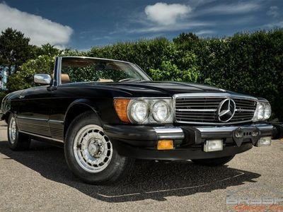 käytetty Mercedes SL380 3,8 218HK Cabr. Aut.