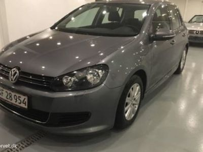 brugt VW Golf 1,6 BlueMotion TDI DPF 105HK 5d