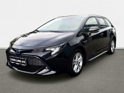 brugt Toyota Corolla Touring Sports 1,8 B/EL H3 Smartpakke E-CVT 122HK Stc Trinl. Gear A+++