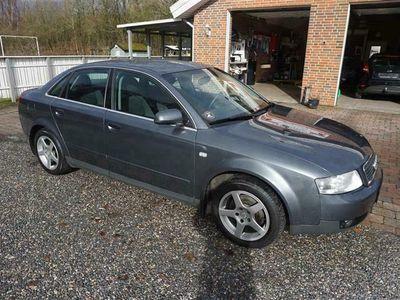 brugt Audi A4 1,6 102HK