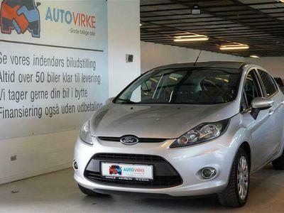 brugt Ford Fiesta 1,25 Trend 60HK 5d