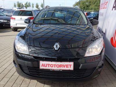 brugt Renault Mégane Sport Tourer 1,5 DCI FAP Authentique 90HK Stc
