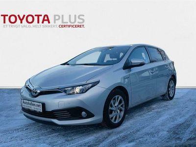 brugt Toyota Auris Hybrid 1,8 B/EL Comfort 136HK 5d Aut.