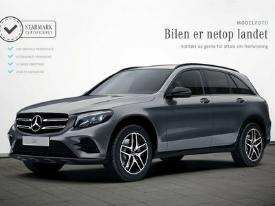 käytetty Mercedes GLC300 2,0 Night Edition aut. 4-M