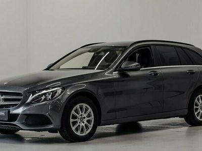 brugt Mercedes C220 d Business stc. aut. 2017