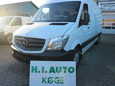 brugt Mercedes Sprinter 316 2,2 CDi R3 Kassevogn