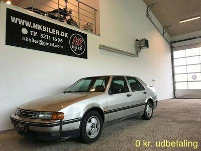 brugt Saab 9000 2,3 Turbo 170 CS