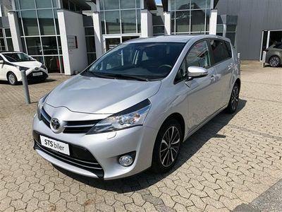 gebraucht Toyota Verso 7 pers. 1,8 VVT-I T2 Premium Multidrive S 147HK 6g Aut.