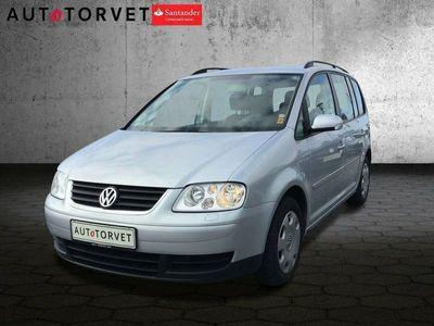 brugt VW Touran 1,6 FSi Trendline