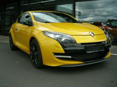 brugt Renault Mégane III MeganeCoupe RS 2.0 T - 265 hk III Coupe RS 2.0 T - 265 hk