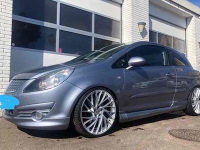 brugt Opel Corsa 1,6 GSI