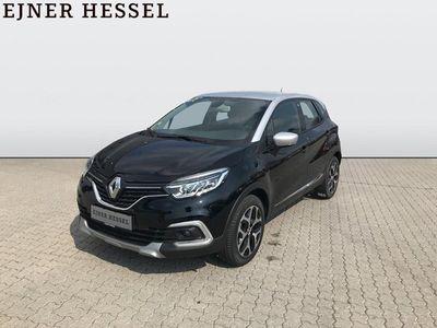 gebraucht Renault Captur 1,5 DCI Intens 90HK 5d