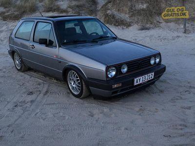 brugt VW Golf II GTI 8v 1984