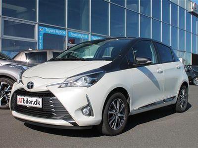 brugt Toyota Yaris 1,5 VVT-I T3 Y20 111HK 5d 6g