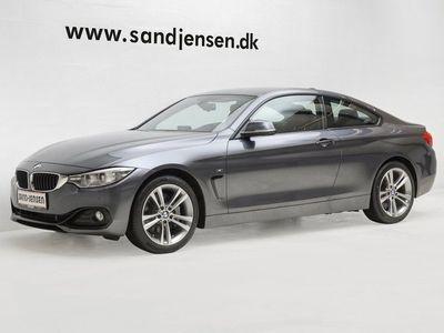 brugt BMW 435 i 3,0 Coupé aut.