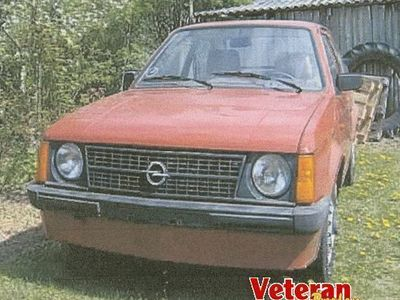 käytetty Opel Kadett Opel Kadett