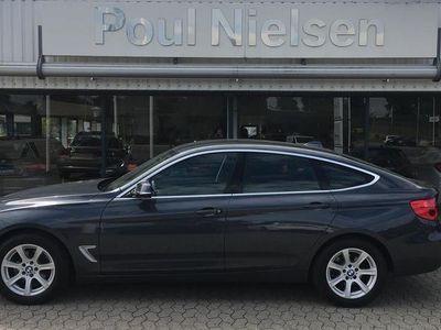 brugt BMW 320 Gran Turismo d 2,0 D Executive Steptronic 190HK 5d 8g Aut.