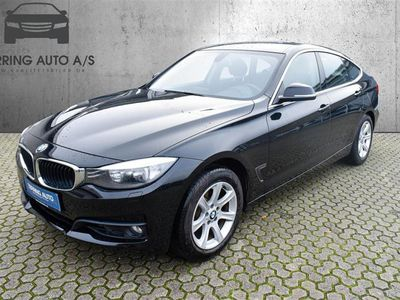 brugt BMW 318 Gran Turismo d 2,0 D 143HK 6g