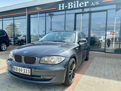 brugt BMW 118 d 2,0 Advantage Steptr.