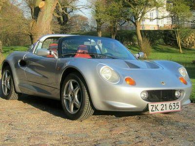 brugt Lotus Elise 1,8 S1