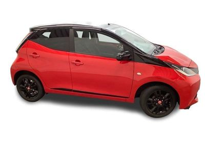 brugt Toyota Aygo 1,0 VVT-I X-Cite 72HK 5d
