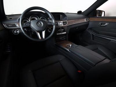 brugt Mercedes E350 BlueTEC aut.