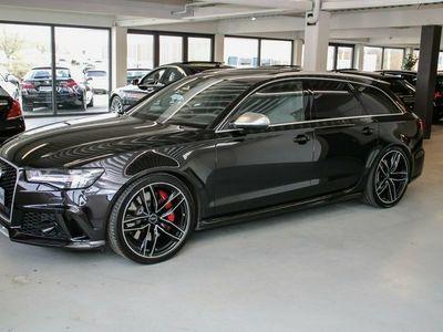 brugt Audi RS6 4,0 TFSi Avant quattro Tiptr.