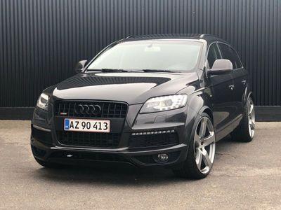 brugt Audi Q7 3,0 TDi quattro Tiptr. 7prs