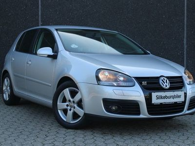 brugt VW Golf V 1,4 TSi 140 GT Sport