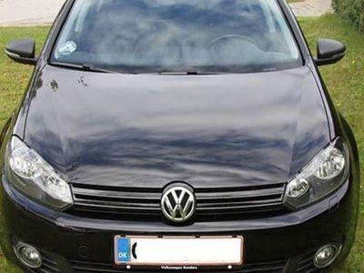 brugt VW Golf VI VI 2,0 TDi 110 Trendline 5d 2,0