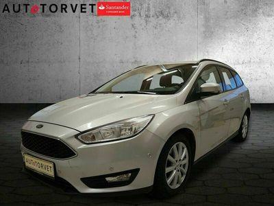 brugt Ford Focus 2,0 TDCi 150 Business stc. aut.