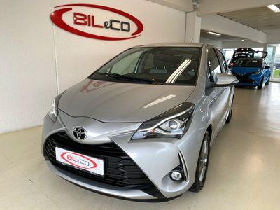 brugt Toyota Yaris 1.0VVT-i T2 Exclusive