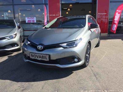 brugt Toyota Auris 1,2 T Selected Bitone 116HK 5d 6g