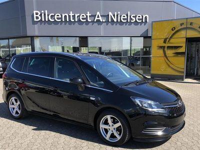 brugt Opel Zafira Tour 1,4 Turbo Enjoy 140HK 6g
