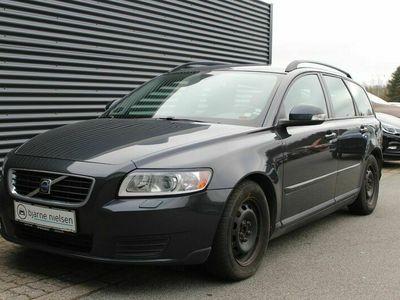 brugt Volvo V50 1,6 D DRIVe