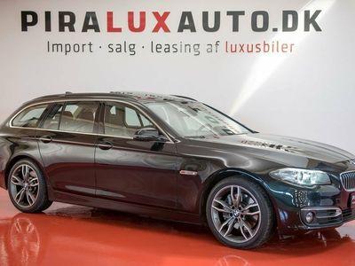 usado BMW 530 d 3,0 Touring Luxury Line aut.