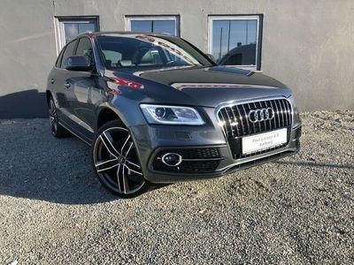 brugt Audi Q5 2,0 TFSi 230 quattro 5d
