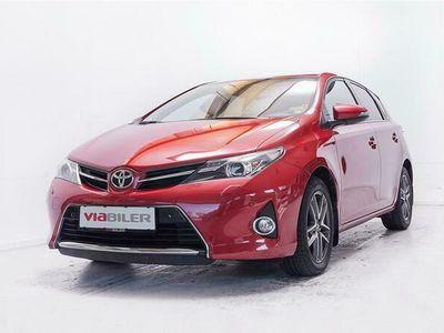 brugt Toyota Auris 1,4 D-4D DPF T2 Premium 90HK 5d 6g