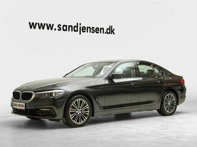 brugt BMW 530 e 2,0 Sport Line aut.