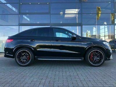 brugt Mercedes GLE63 AMG 5,5 AMG S Coupé aut. 4Matic
