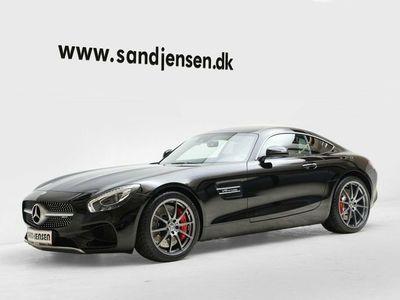 usado Mercedes AMG GT S 4,0 aut.