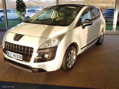 used Peugeot 3008 1,6 HDI Premium Plus 112HK 6g