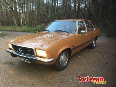 brugt Opel Rekord 2000 Millonäre