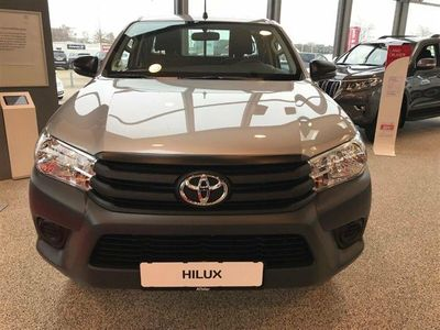 brugt Toyota HiLux Extra Cab 2,4 D-4D T2 4x4 150HK Pick-Up 6g