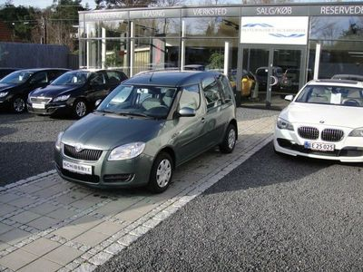 second-hand Skoda Roomster 1,4 16V Style