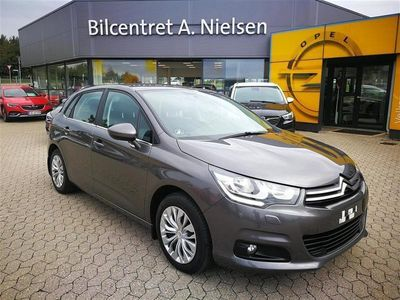 brugt Citroën C4 1,6 Blue HDi Feel+ start/stop 100HK 5d