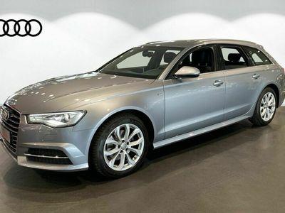 brugt Audi A6 2,0 TDi 190 S-line Avant S-tr.