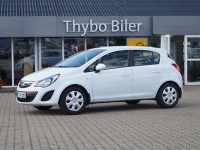 brugt Opel Corsa 1,2 Twinport Enjoy Cool 85HK 5d